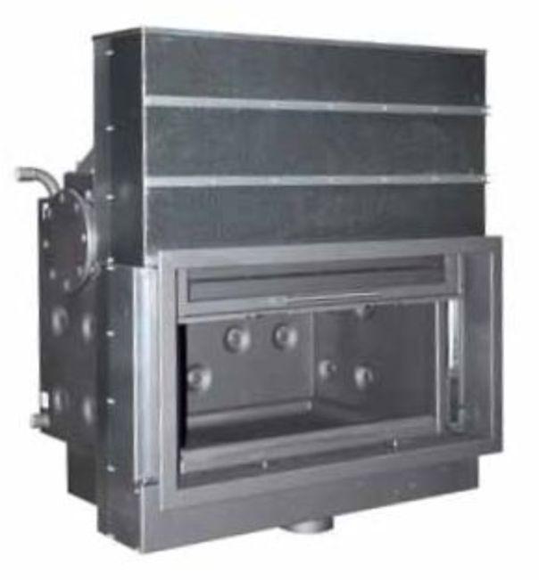 Chimeneas le a calefactoras - Estufas calefactoras de lena ...